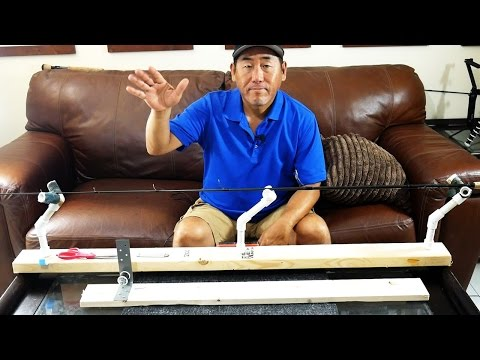 How To:  DIY Rod Guide Repair.