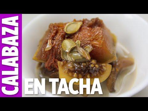 Calabaza en tacha con guayaba Las Recetas de Rosy