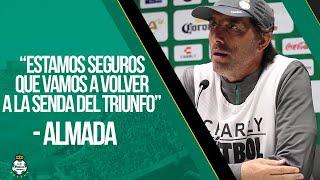 embeded bvideo Atención a Medios: DT Guillermo Almada - 9 Octubre