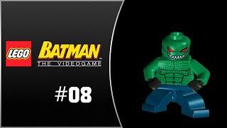 Zagrajmy w LEGO Batman: Gra wideo #08 - Pod miastem [wilq + Sztyx]