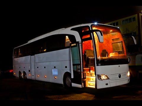 Mercedes Travego VIPBusse   KLASSEN ®  Spezialist für exklusive VIPBus Reisen
