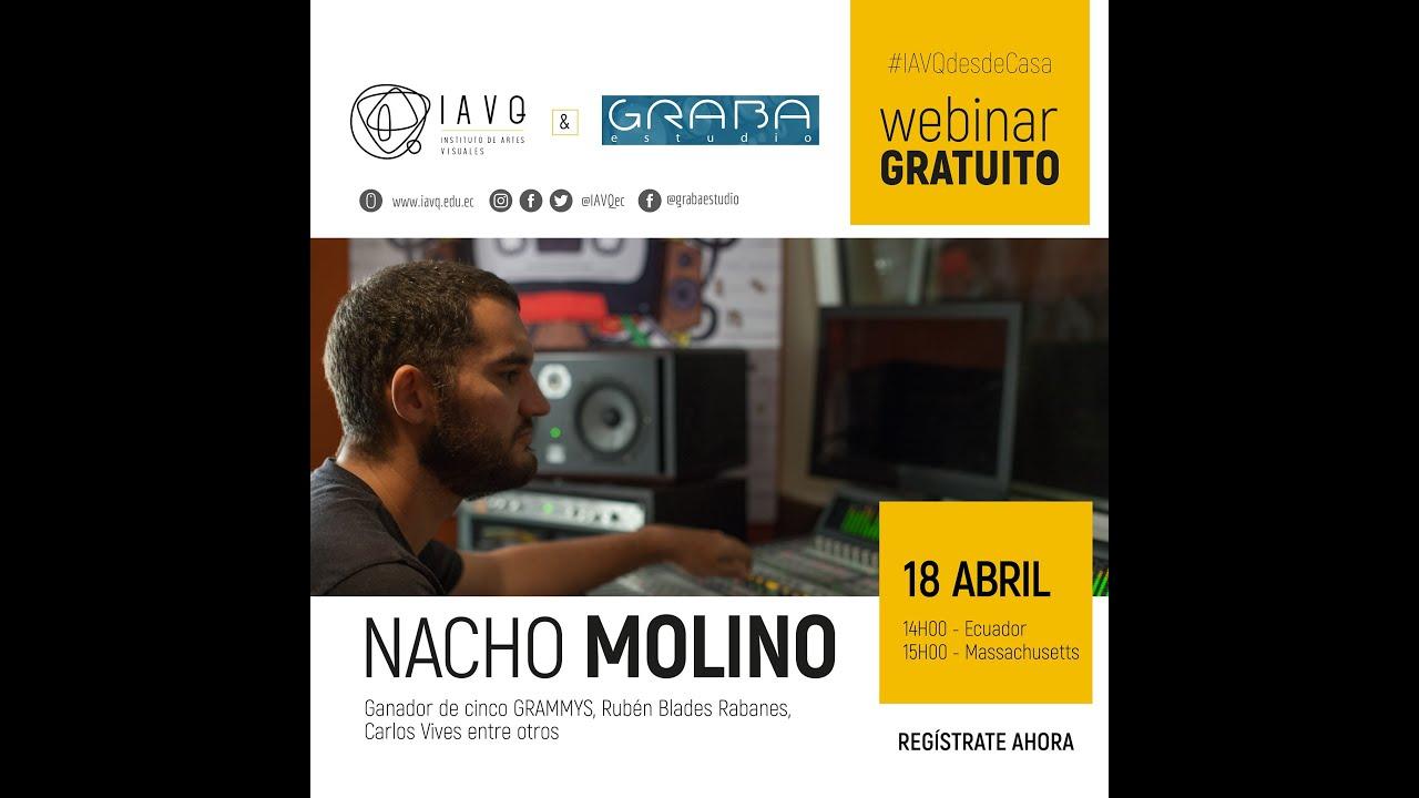 🎚🎛🎚  Tips de Mezcla con Nacho Molino