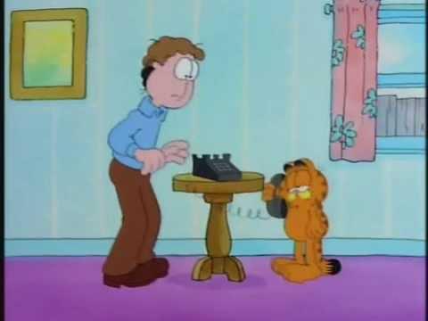 Garfield Quickie Phone Youtube