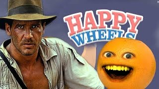 Annoying Orange - Raiders of the Lost Happy Wheels!
