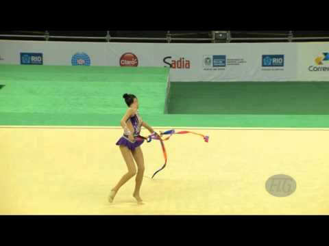 SHANG Rong (CHN) - 2016 Olympic Test Event, Rio (BRA) RI All-Around