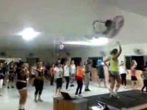 Academia Dance+ Prf Apoliana Oliveira *I Love you Baby-ObaOba*