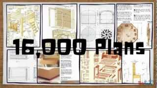 Woodworking Projects And Plans - Diy Woodworking - How To Do Woodworking - Teds Woodworking Resource