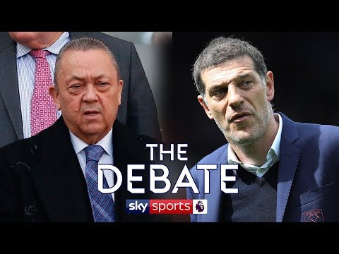 Is Bilic finished at West Ham?   The Debate with Phil Neville & Charlie Nicholas