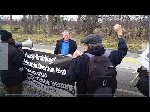 "Trevor Confronts Revolutionary Communist Party Front Group ""Refuse Fascism"""