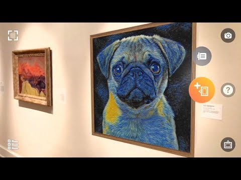 Augmented Reality Paintings from your photos with AirMeasure