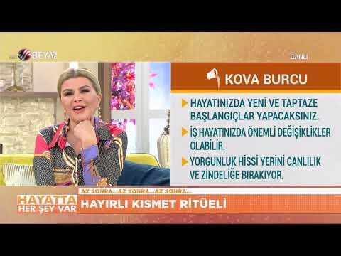KOVA BURCU | Nuray Sayarı'dan Haftalık Burç Yorumları 18-25 Şubat 2019