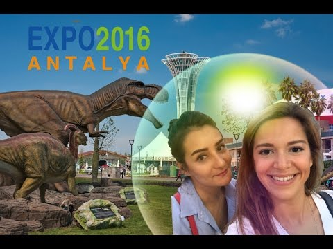 ANTALYA 2016 EXPO 1 -YEMEN-BENIN-SENEGAL-TANZANIA