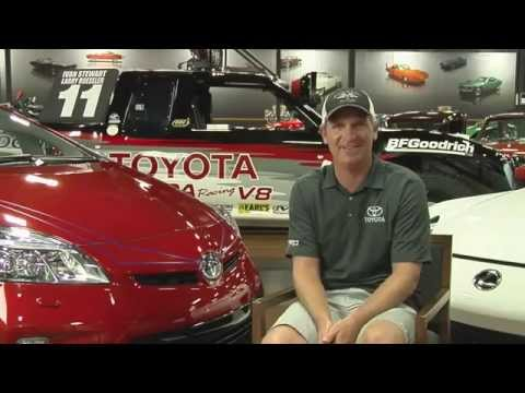 Toyota Performance Center >> Rkm Performance Center Dream Build Challenge Clint Bowyer S Toyota Prius