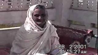 Basheera Choki Bhagat - تيڈے صدمے امن ونجھا گئے ِہن