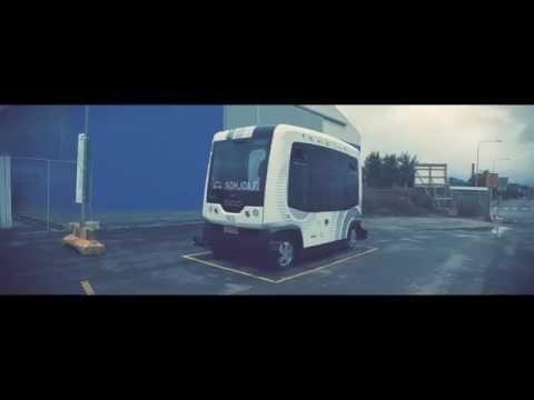 Metropolia Automated Bus