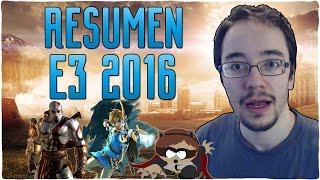 SONY se come el E3 2016 - Resumen completo