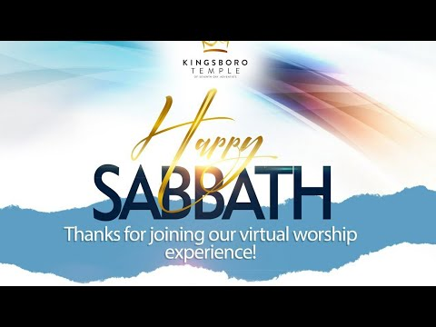 KBT Virtual Worship Experience, 1/16/2021 - (music rights obtained)
