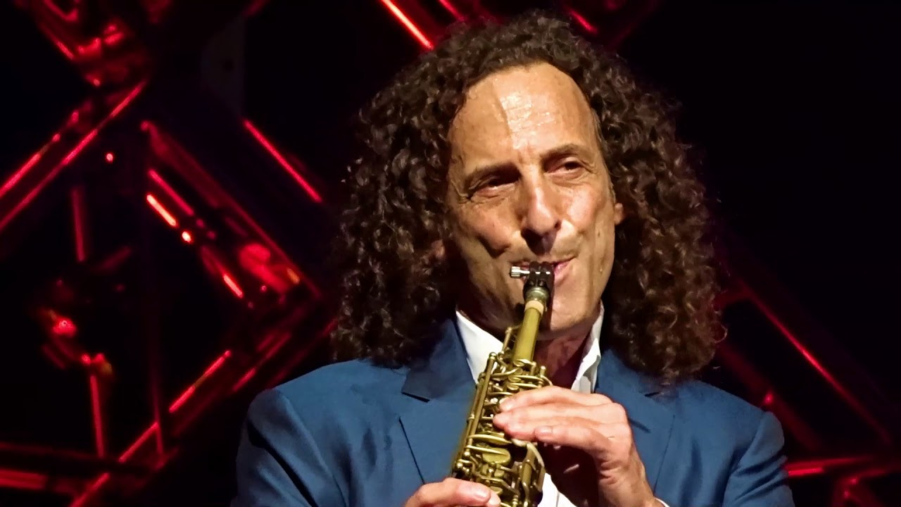 Epcot Eat To The Beat With Kenny G Youtube