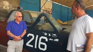 סא״ל מיל. אורי שחק בוגר קורס 51 היה לפני 51 שנה סג״מ אורי חרשק - טייס פוגה בטייסת 147 בחצרים יוני 67