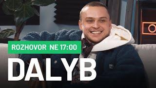 Rozhovor s Dalybom v nedeľu o 17:00 (Upútavka)