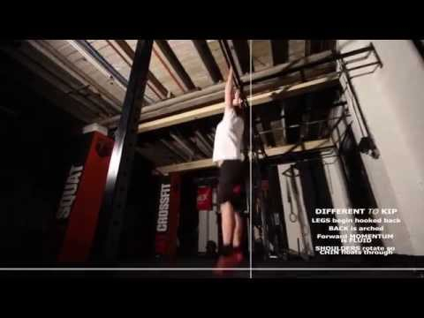 How-to Butterfly Pull Up - Movement Series - #8