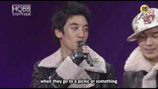 Gambar cover (English Subbed) Big Bang's Interview on Love Letter (02.02.08)