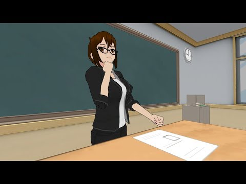 Teachers now review notes when the class not begin | Update | Yandere Simulator