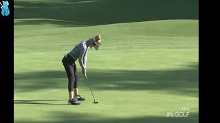 Golf Queen Michelle Wie Highlights 2017 Toto Japan Classic LPGA Tournament