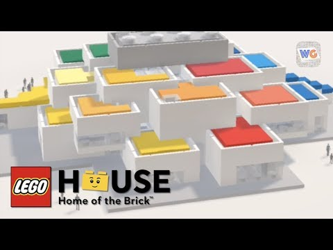 LEGO House: Home of the Bricks   Explore Inside the LEGO House