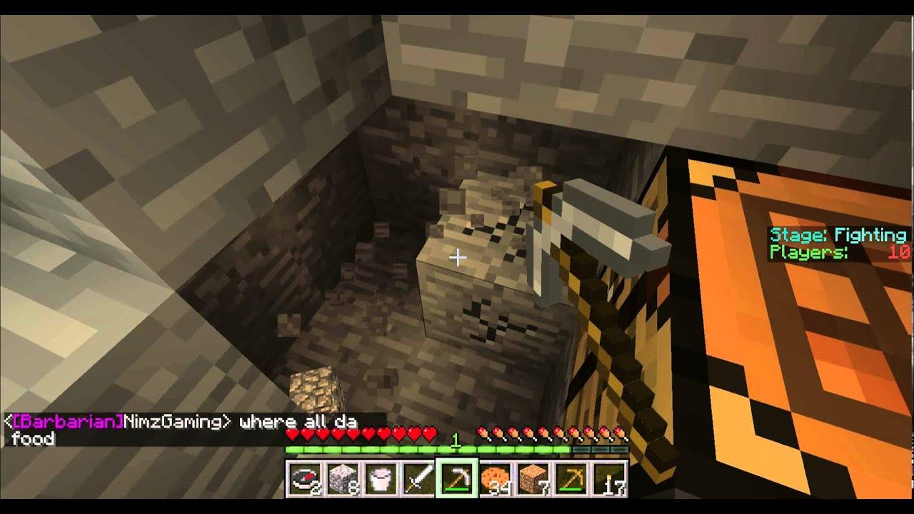 Lets Play Minecraft Spiele HD YouTube - Minecraft minispiele spielen