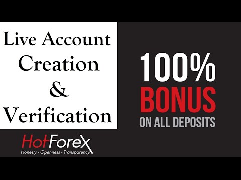 hotforex-account-creation-&-verification-guide
