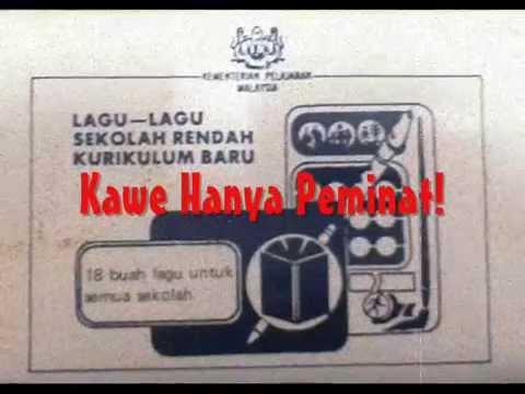 Lagu KBSR - Akan Ku Balas Jasa