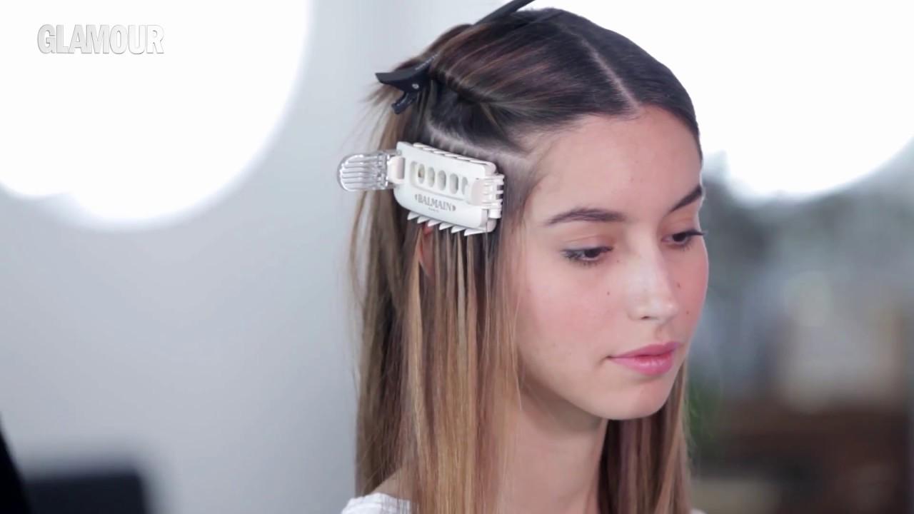 great deals 2017 best quality sale online BALMAIN HAIR | Professional · Système Volume® · Glamour Tutorial
