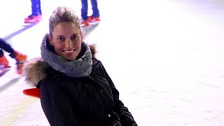 AMSTERDAM WINTER TRAVEL VLOG (ICE SKATING, RED LIGHT DISTRICT) | EUROPE TRAVEL