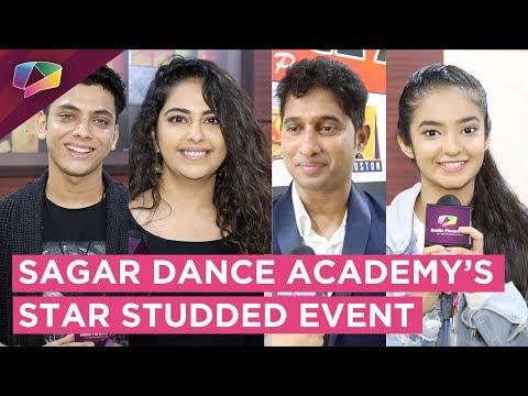 Anushka Sen, Avika Gor, Vishal Jethwa & Many More Attend Sagar Dance Academy's Annual Day