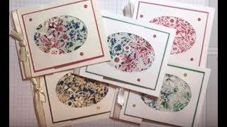 Garden Impressions Hello Card