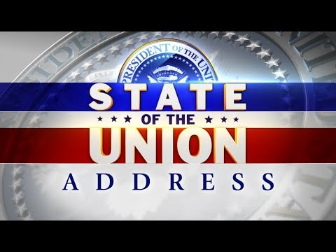 Original state of the union address 2019 transcript white house