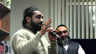 MILAD @ BECKSIDE LANE MASJID BRADFORD 2013 PART 24   QARI SHAHID MAHMOOD
