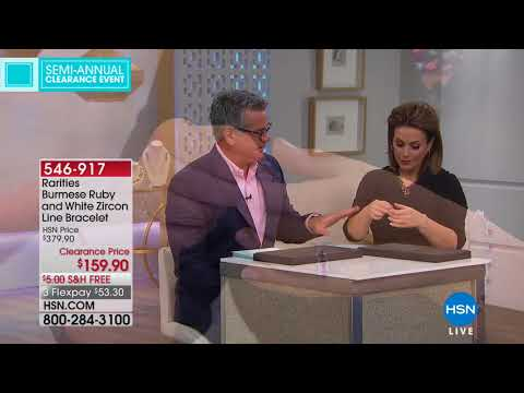 HSN | Jewelry Clearance 06.12.2018 - 11 AM