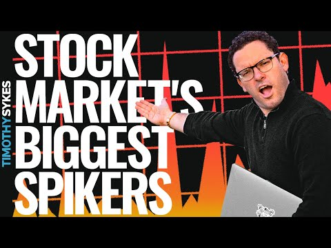 Lessons From The Stock Market's Biggest Spikers