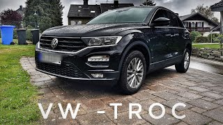 2019 VW T-ROC Walkaround