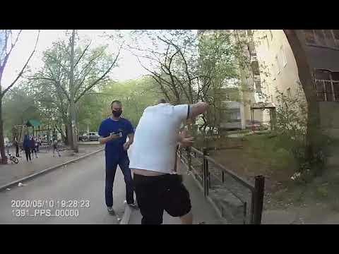 Екатеринбург: конфликт из-за нарушения самоизоляции на Уралмаше