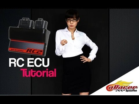 aRacer SpeedTek RC ECU Introduction