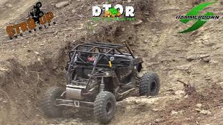 """Dan Carter the """"Party Starter"""" takes on the STR8 UP SXS Pro Bounty Hills at DTOR"""