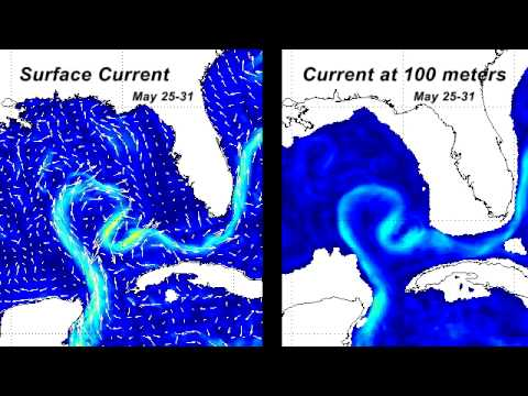 New NOAA forecast: Loop Current NOT collapsing; BP Oil Spill