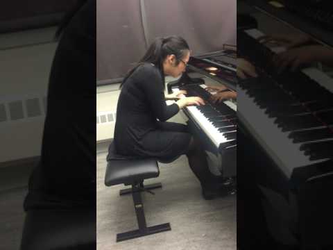 Beethoven sonata op. 10 no. 2 1st and 2nd movement