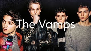 The Vamps | Ticketmaster Chat