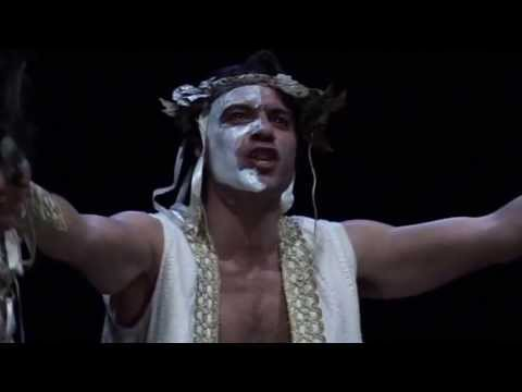 The Bacchae by Bruno Coppola with Stratos Tzortzoglou - Part 1