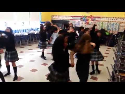 Kevin Toft's South Street Salsa Youth Program Demonstration