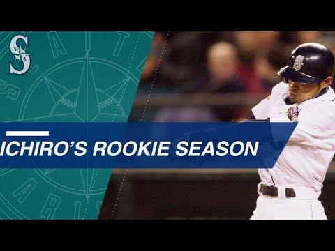 A Look Back At Ichiro's Historic 2001 Rookie Season